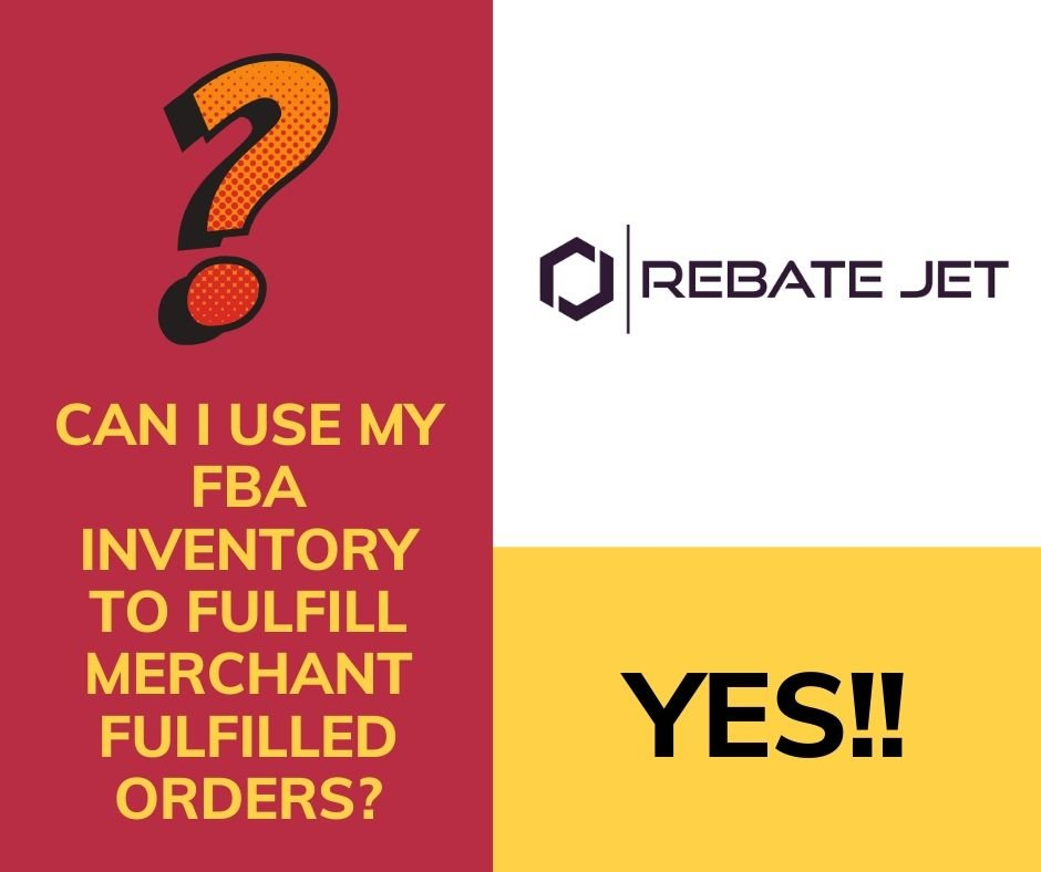 can I use my FBA inventory to fulfill by merchant FBM FBA